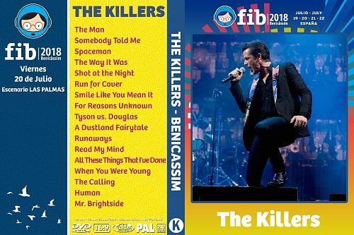 Killers - Benicassim Fest (2018)