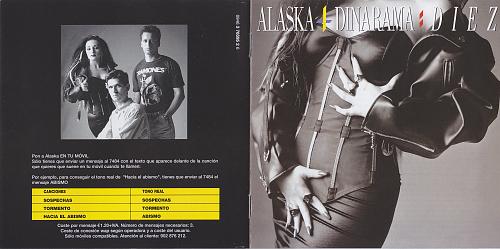 Alaska Y Dinarama - Diez (1988)