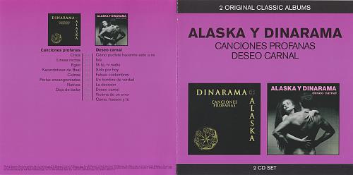 Dinarama + Alaska - Canciones Profanas (1983)