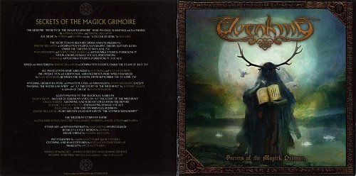 Elvenking - Secrets Of The Magick Grimoire (2017)