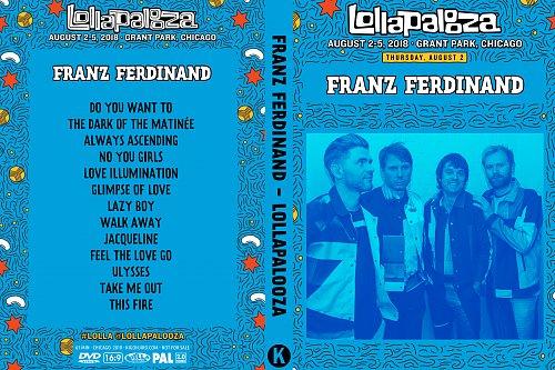 Franz Ferdinand - Lollapalooza (2018)