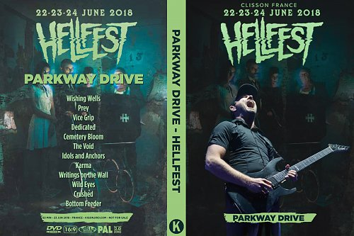 Parkway Drive - HellFest (2018)
