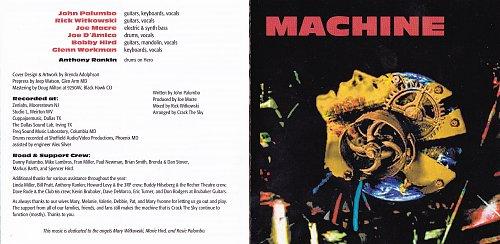 Crack the Sky - Machine (2010)