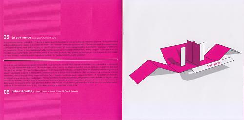 Fangoria - Arquitectura Efimera (2004)