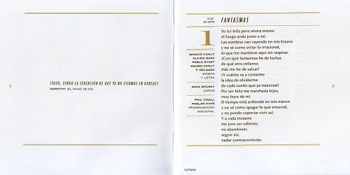 Fangoria - El Extrano Viaje (2006)