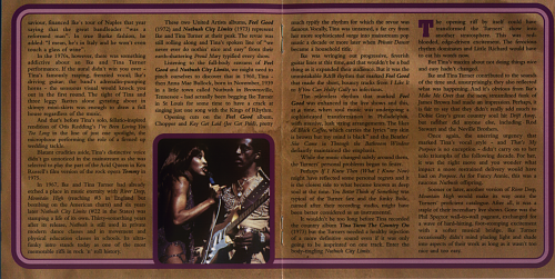 Ike & Tina Turner - Nutbush City Limits / Feel Good (2006)