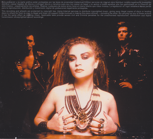 Alaska Y Dinarama - Deseo Carnal (1984)