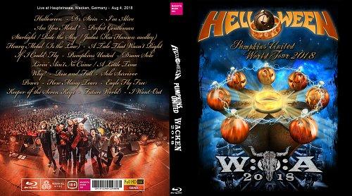 Helloween - Wacken (2018)