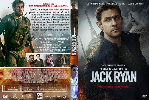 Джек Райан / Tom Clancy's Jack Ryan (2018)