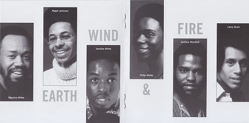 Earth, Wind & Fire - I Am (1979/2004, Japan - MHCP 295)
