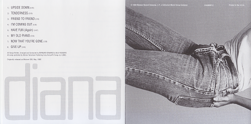 Diana Ross - Diana (1980)