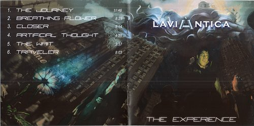 Laviantica - The Experience (2018)