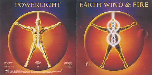 Earth, Wind & Fire - Powerlight (1983)
