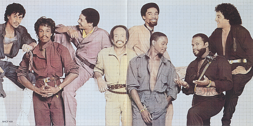 Earth, Wind & Fire - Electric Universe (1983)