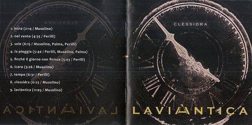 Laviantica - Clessidra (2013)