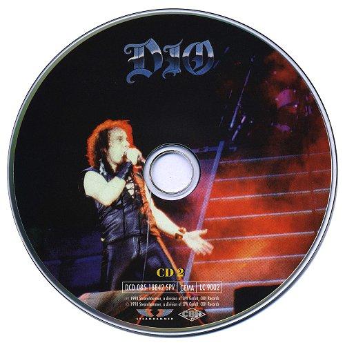 Dio - Dio's Inferno. The Last In Live (1997)