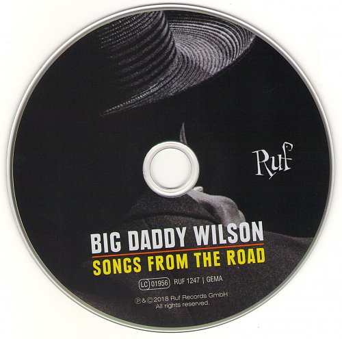 Big Daddy Wilson - Songs From The Road (2018)