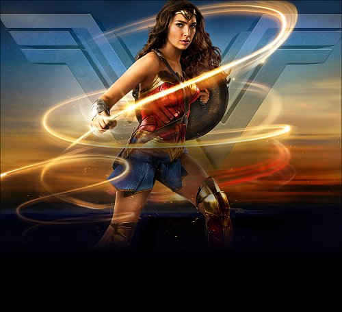 Чудо-женщина / Wonder Woman (2017)