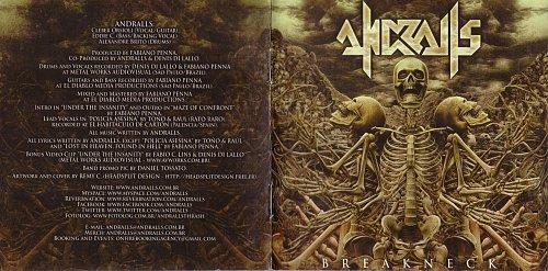 Andralls - Breakneck (2012)