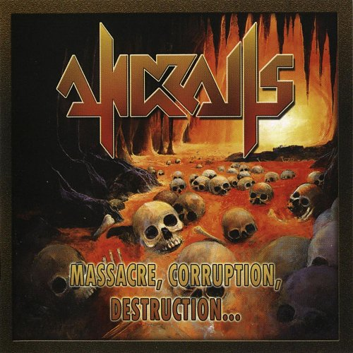 Andralls - Massacre, Corruption, Destruction (2000)