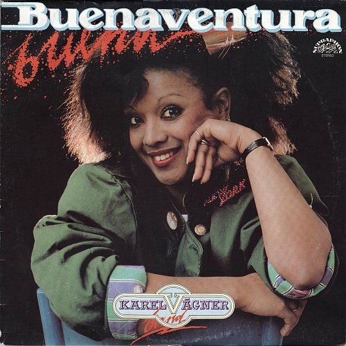 Buenaventura (Karel Vagner Band) - Buena (1989)
