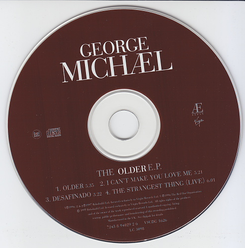George Michael - The Older E.P. (1997)
