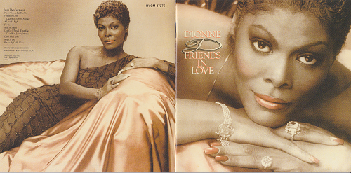 Dionne Warwick - Friends In Love (1982)