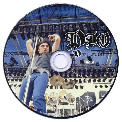 Dio - At Donington UK: Live 1983 & 1987 (2010)