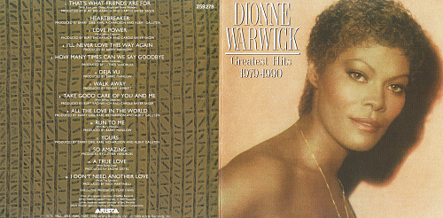Dionne Warwick - Greatest Hits 1979-1990 (1989)