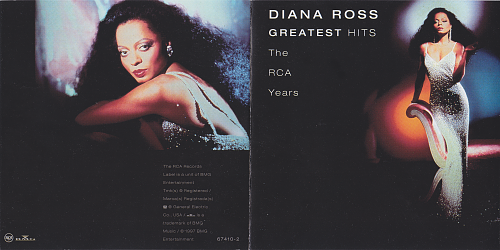 Diana Ross - Greatest Hits. The RCA Years (1997)