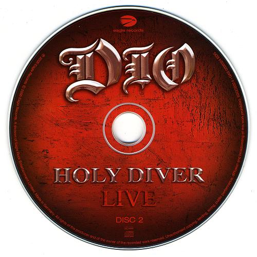 Dio - Holy Diver Live (2006)