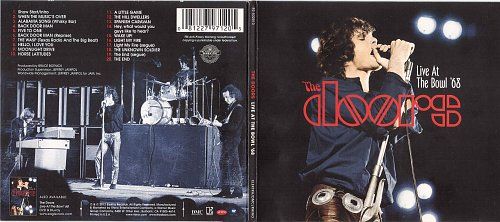 Doors, ‎The - Live At The Bowl '68 (2012)