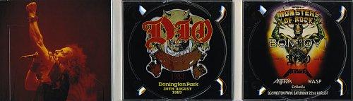 Dio - At Donington UK: Live 1983 & 1987 (2010)
