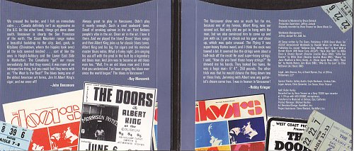 Doors, ‎The - Live In Vancouver 1970 (2010)