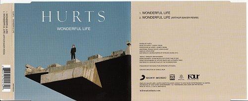 Hurts - Wonderful Life (2010, CDS)