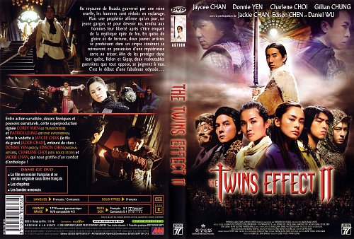 Близнецы 2 / The Twins effect 2 / Fa dou daai jin (2004)