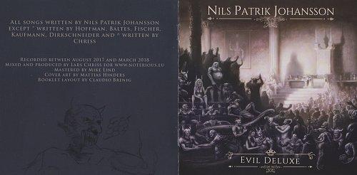 Nils Patrik Johansson - Evil Deluxe (2018)