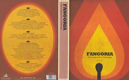 Fangoria - Una Temporada En Subterfuge (2010)