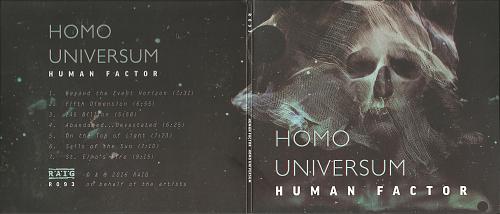 Human Factor - Homo Universum (2016)