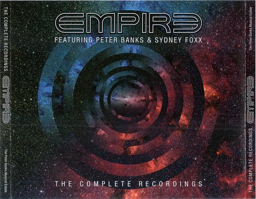Empire - The Complete Recordings (2017) (3 CD)