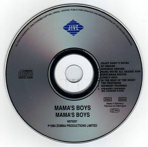 Mama's Boys - Mama's Boys (1984/2018)