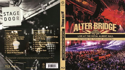 Alter Bridge - Live At The Royal Albert Hall (2018)