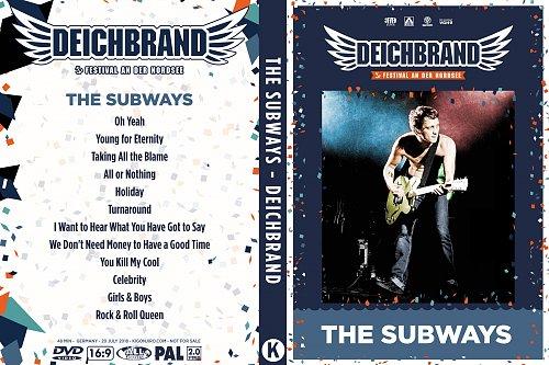 Subways - Deichbrand Festival (2018)