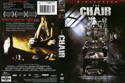 Обложка Стул / The Chair (2007) обложка