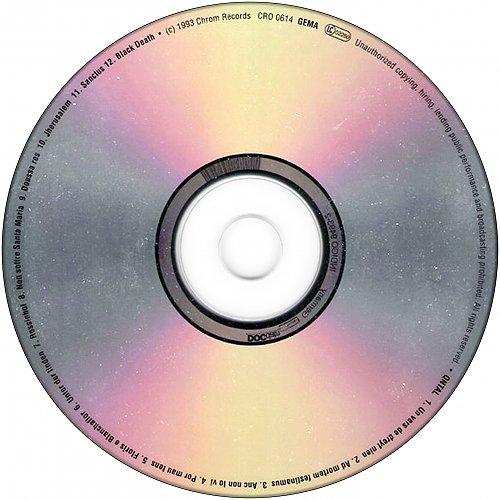 Qntal - Qntal (1992 Gymnastic Records / Classx, Chrom Records GmbH)