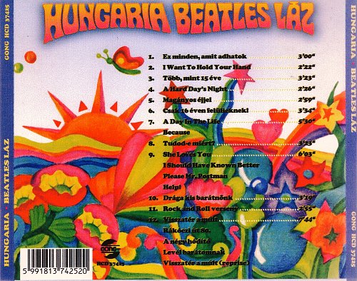 Hungaria - Beatles Laz (1997)