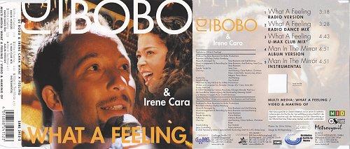 DJ BoBo & Irene Cara - What A Feeling (2000)
