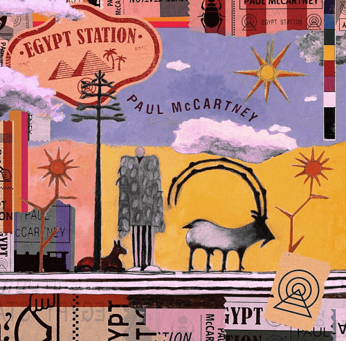 Paul McCartney - Egypt Station (Target Exclusive) (2018)