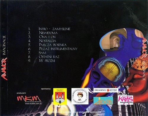 Anamor - Imaginacje (2003)