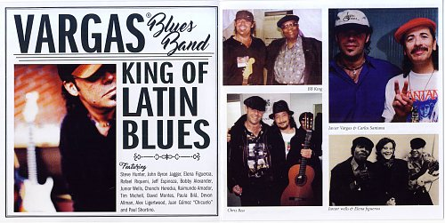 Vargas Blues Band - King Of The Latin Blues (2018)